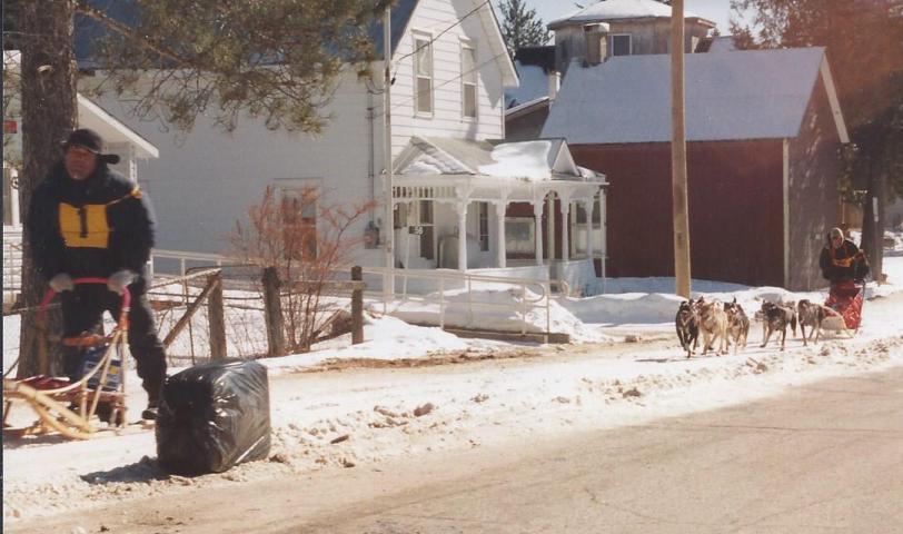 Kearney Dog Sled Races History Main Street