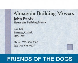 Almaguin Building Movers