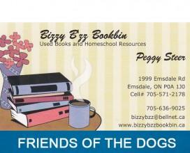 Bizzy B'zz Bookbin