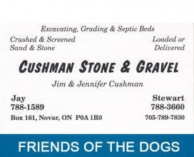 Cushman Stone & Gravel