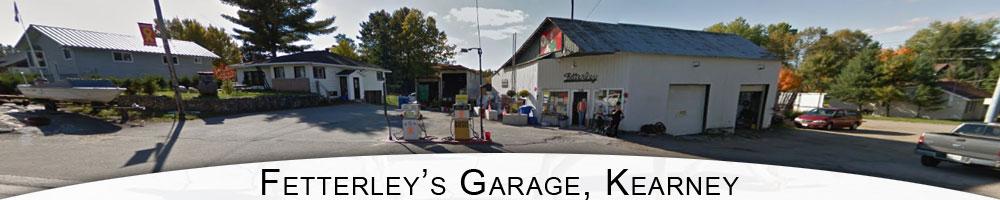 Fetterley's Garage