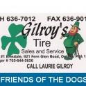 Gilroy's Tier