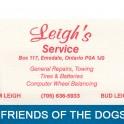 Leigh's Service