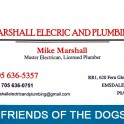 Marshall Electric and Plumbing