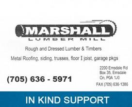 Marshall Lumber Mill
