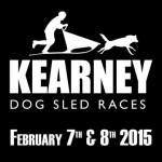 Kearney Dog Sled Races 2015 Logo